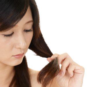 癖毛の悩み